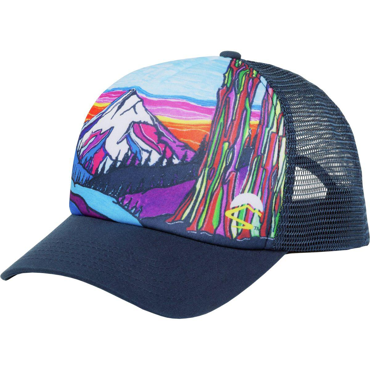 386226cb434 Lyst - Sunday Afternoons Artist Series Trucker Hat in Blue for Men