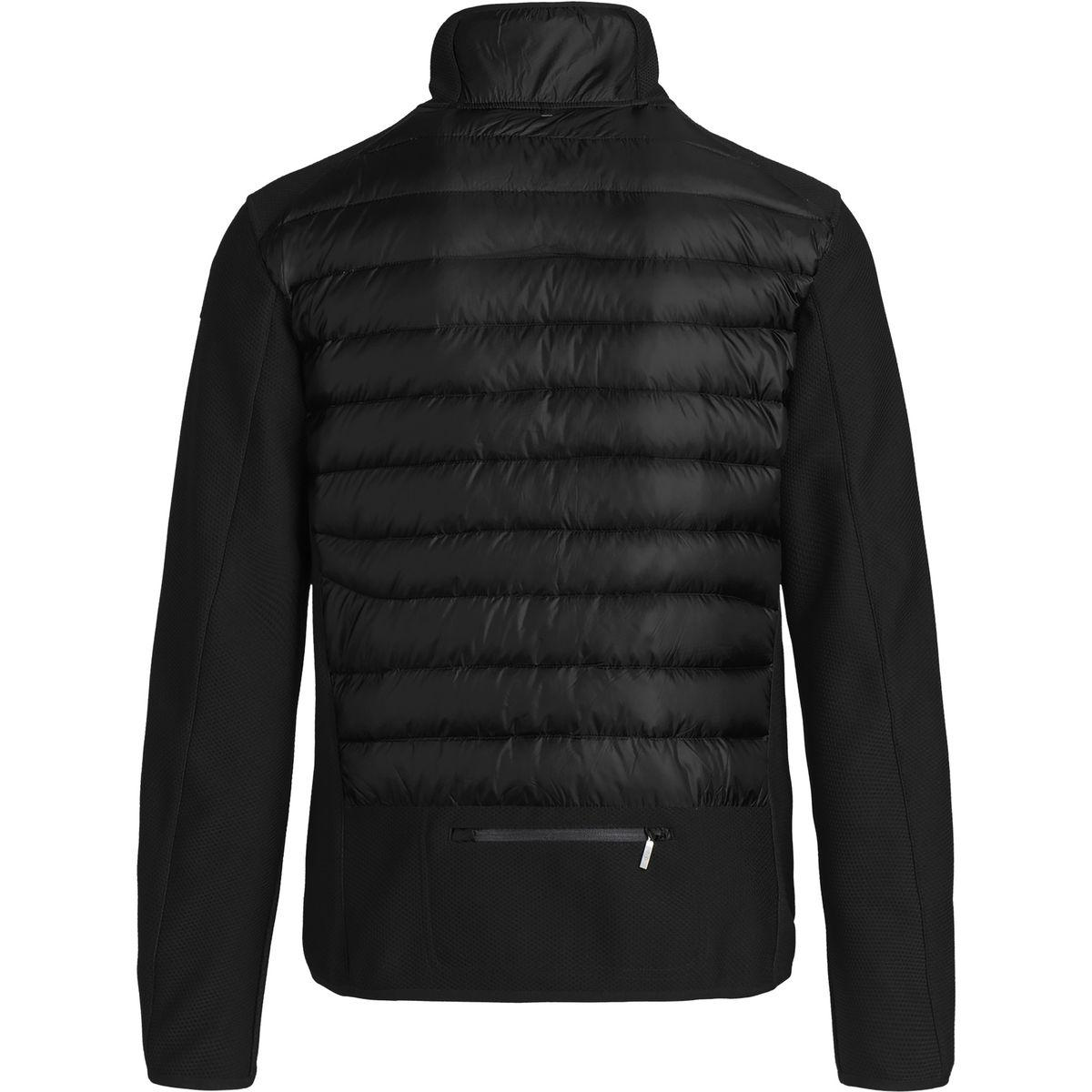 2927e6928499 ... spain lyst parajumpers jayden insulated jacket in black for men 25278  0fef8 closeout parajumpers masterpiece ...