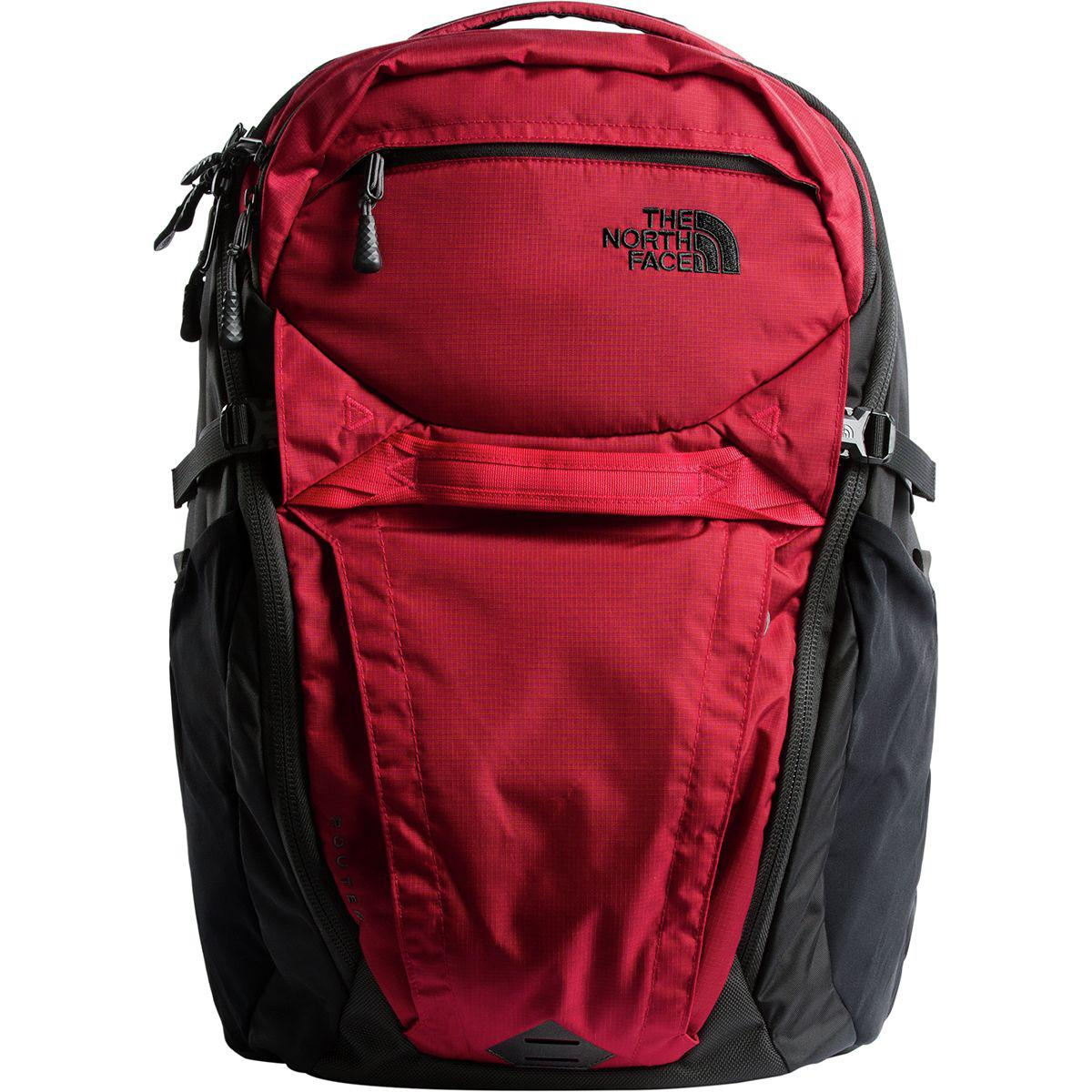 46ad0fcec The North Face Red Router 40l Backpack for men