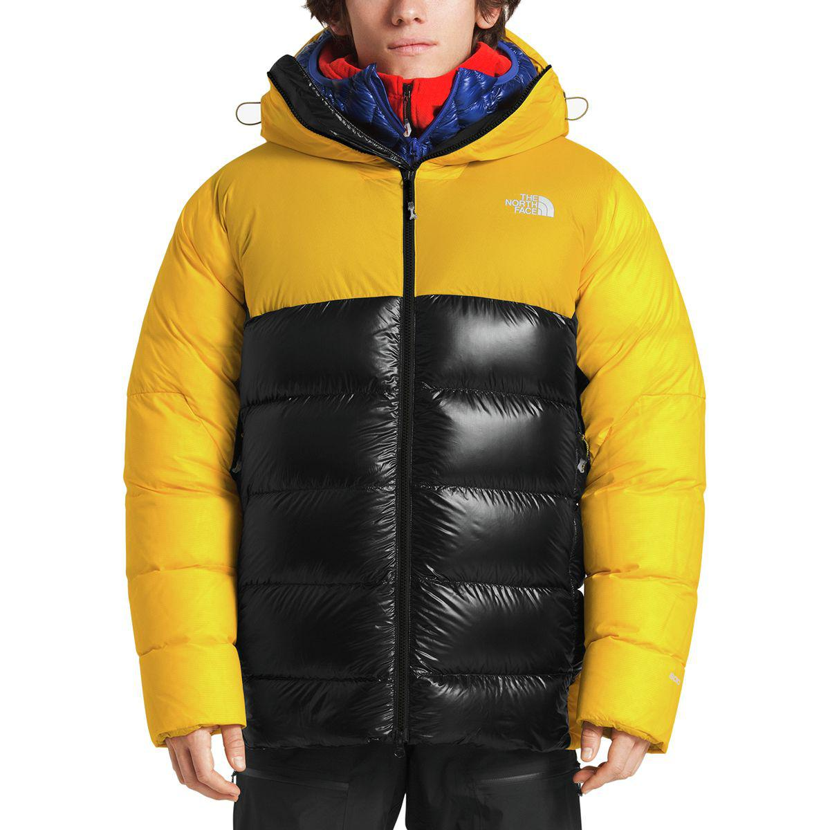 0ebd5f6e6f3d ... best price the north face yellow summit l6 aw down belay parka for men  lyst 79026 australia womens summit l6 down belay parka past season thumb .  ...