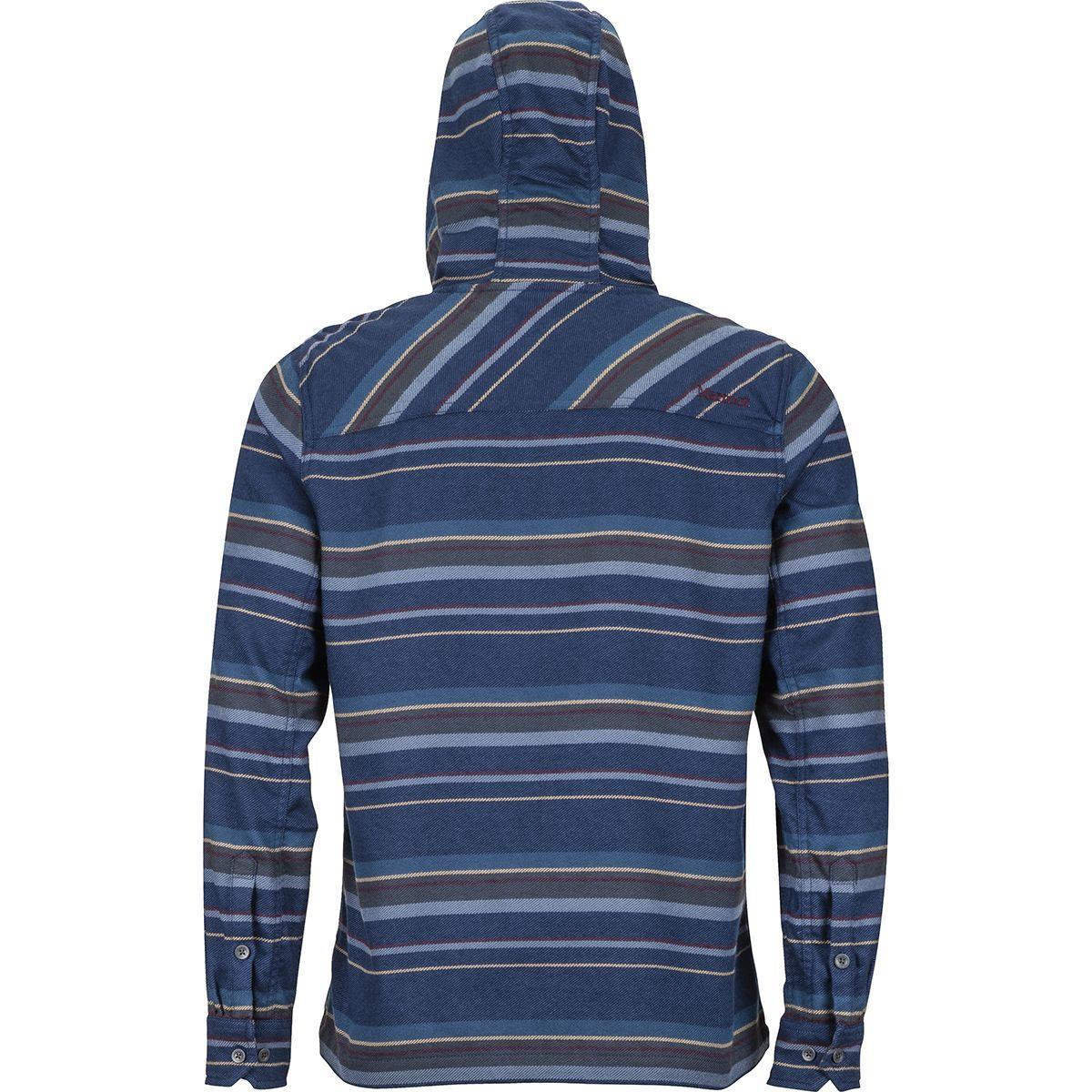 Buffalo David Bitton Mens Ficuba Long Sleeve Crew Neck Fashion Fleece Sweatshirt