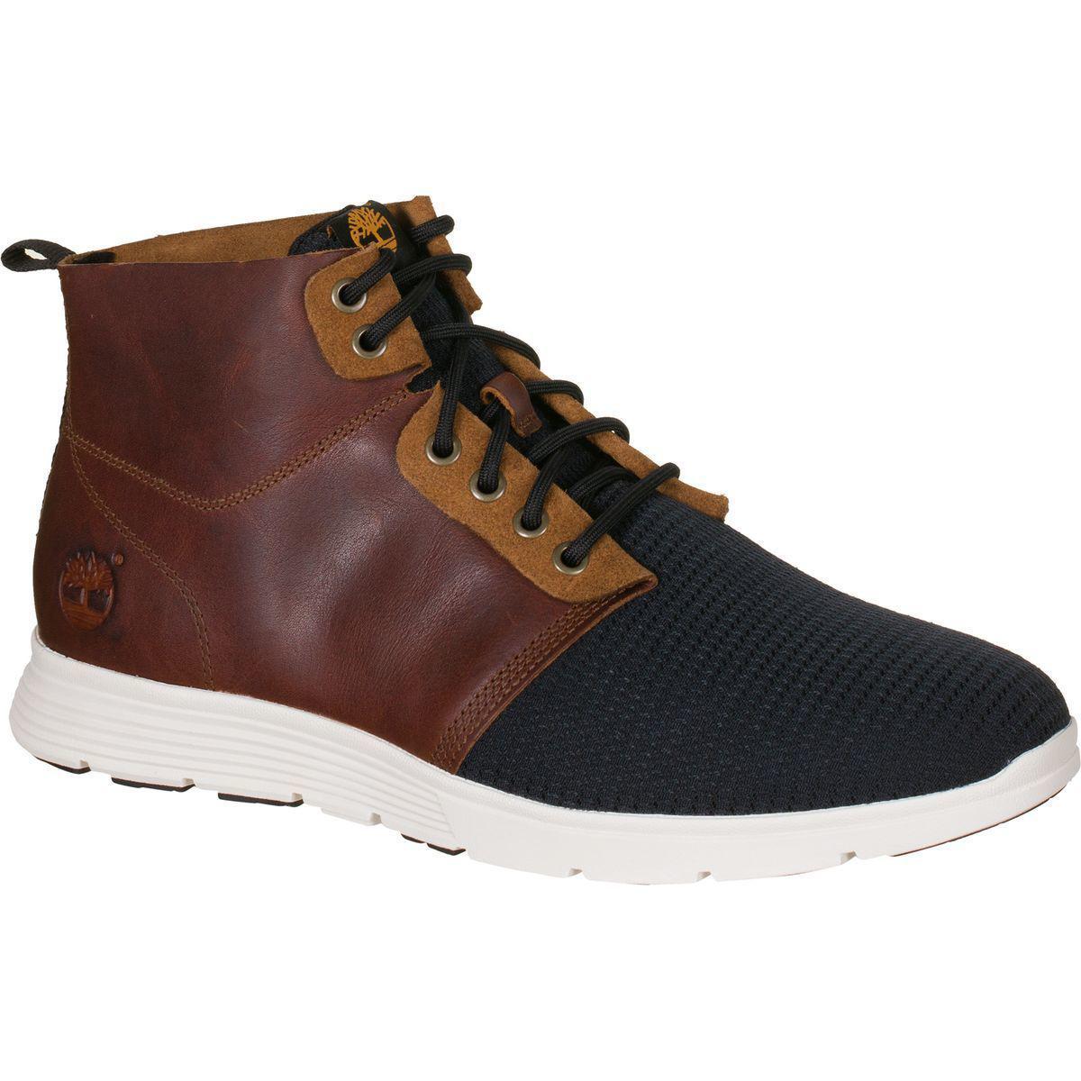 Timberland Killington Leather Amp Fabric Chukka Boot In