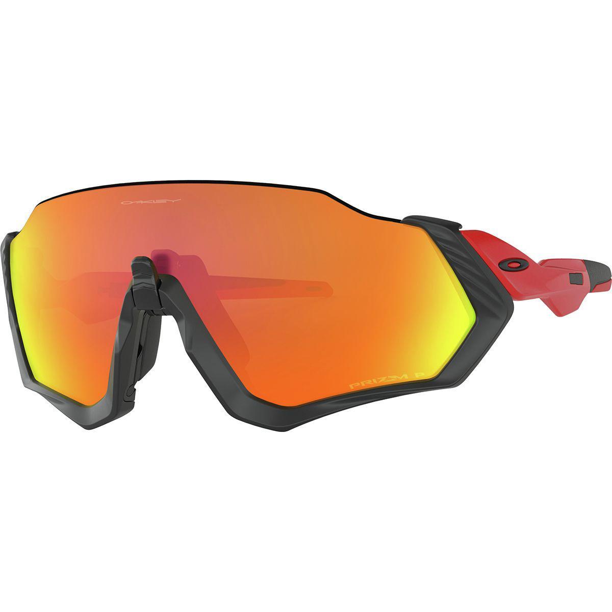 b00a013bba Lyst - Oakley Flight Jacket Prizm Polarized Sunglasses for Men