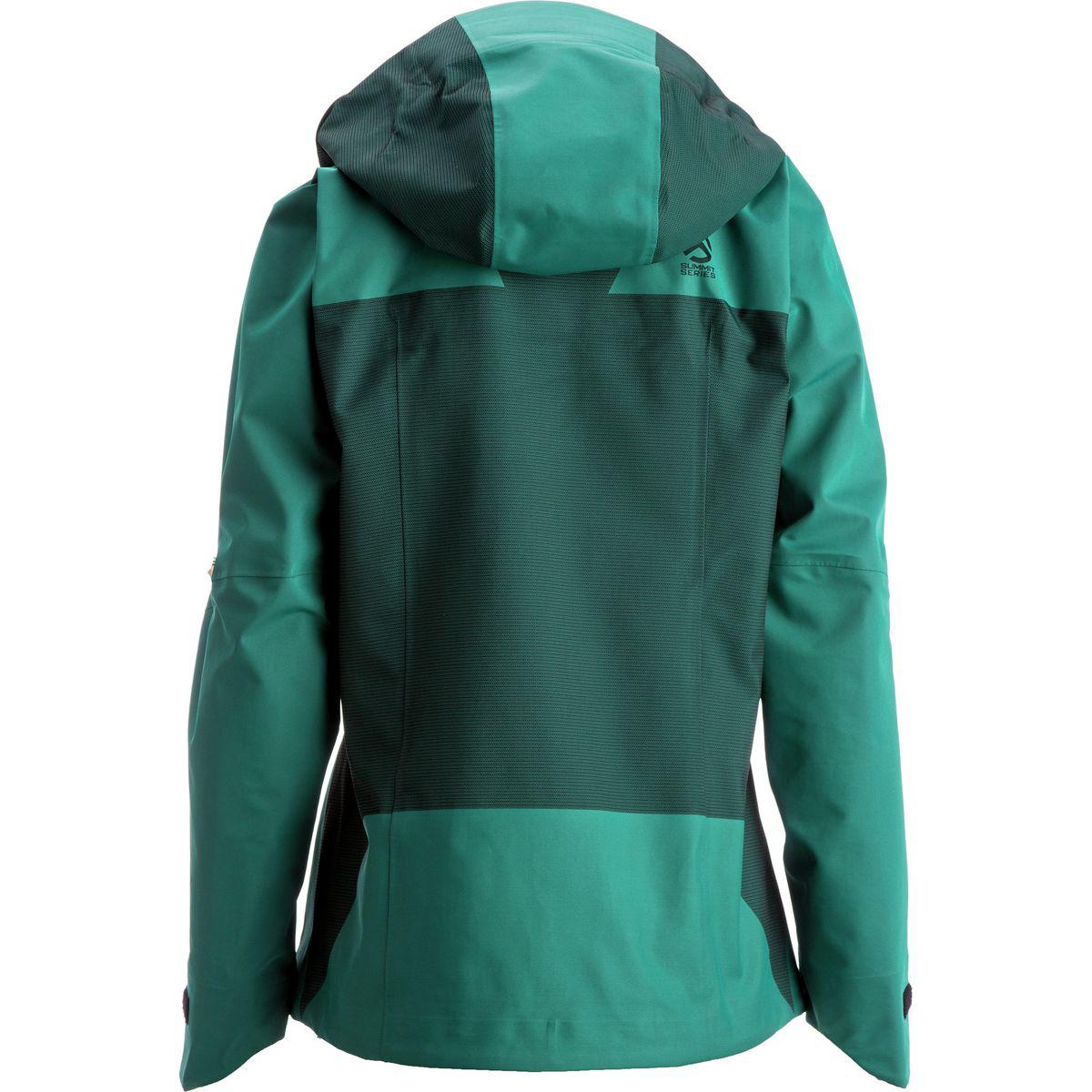 f774e943c The North Face Green Summit L5 Gore-tex Shell Jacket for men