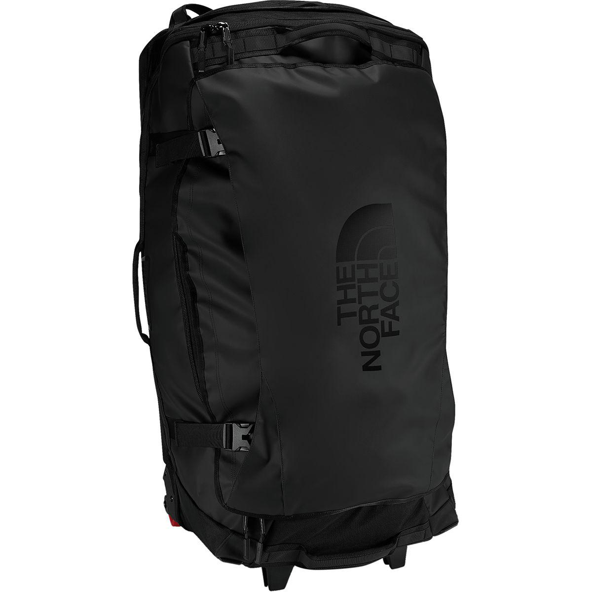 Lyst - The North Face Rolling Thunder Wheeled Duffel Bag - in Black ... 4150a6f5e6f8