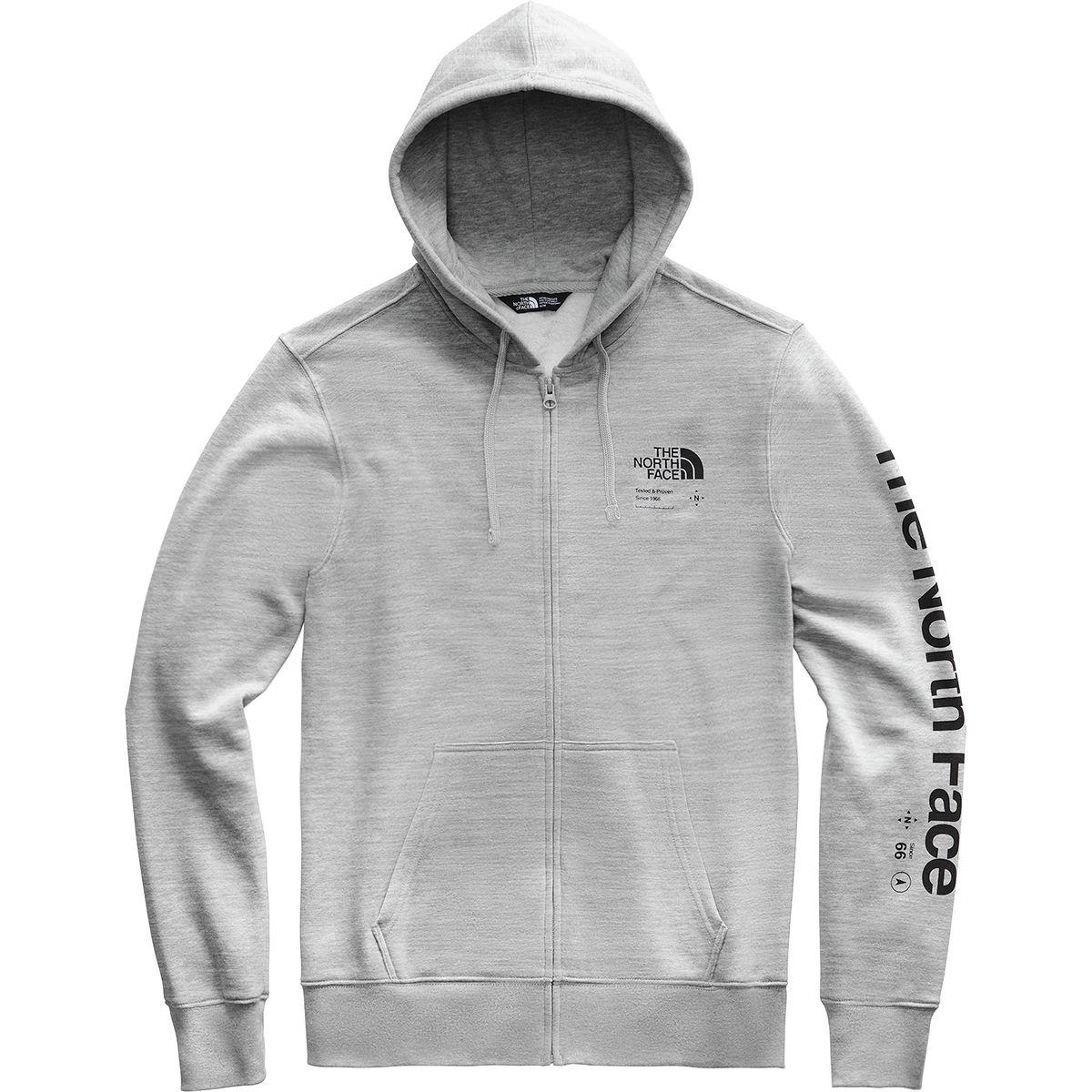 67f73748f Lyst - The North Face Half Dome Explore Full-zip Hoodie in Gray for Men