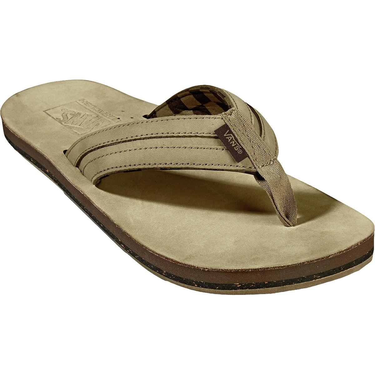 aeb7716907a5 Lyst - Vans Nexpa Lx2 Flip Flop in Brown for Men