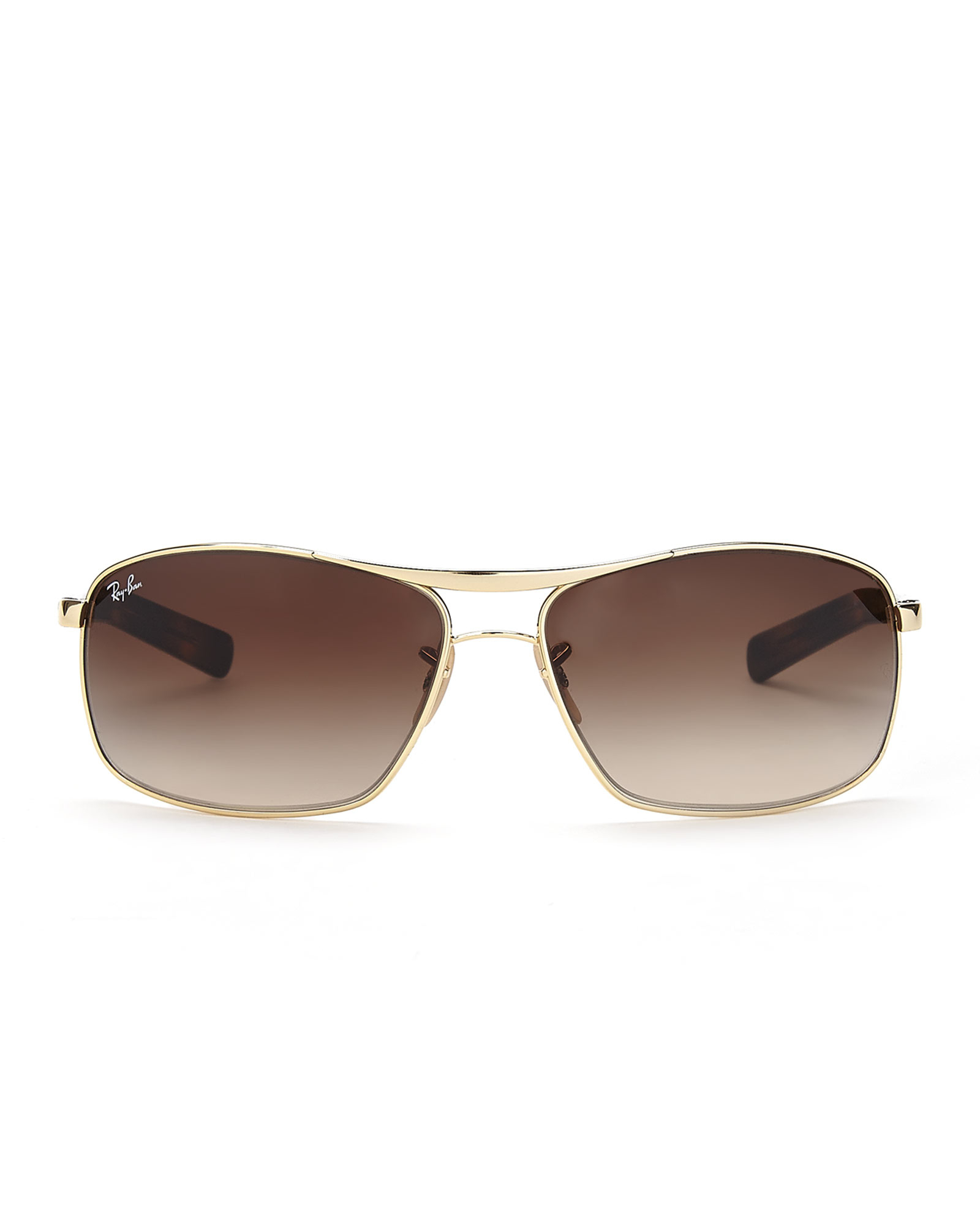 272ad82a9c Ray-Ban Metallic Gold-Tone Rb3470 Navigator Sunglasses for men