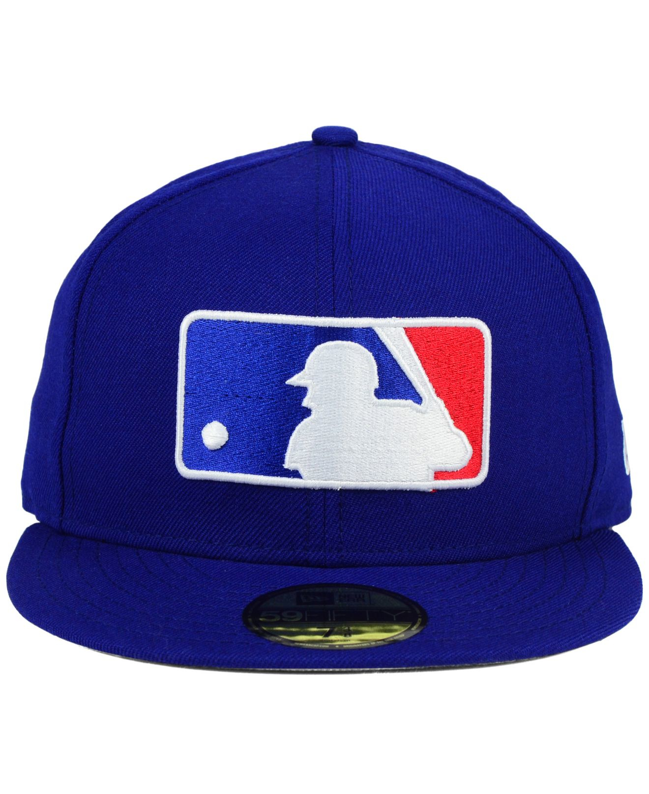 Lyst - KTZ Chicago Cubs Team Logo Man 59fifty Cap in Blue for Men 53c8ccd0ce4