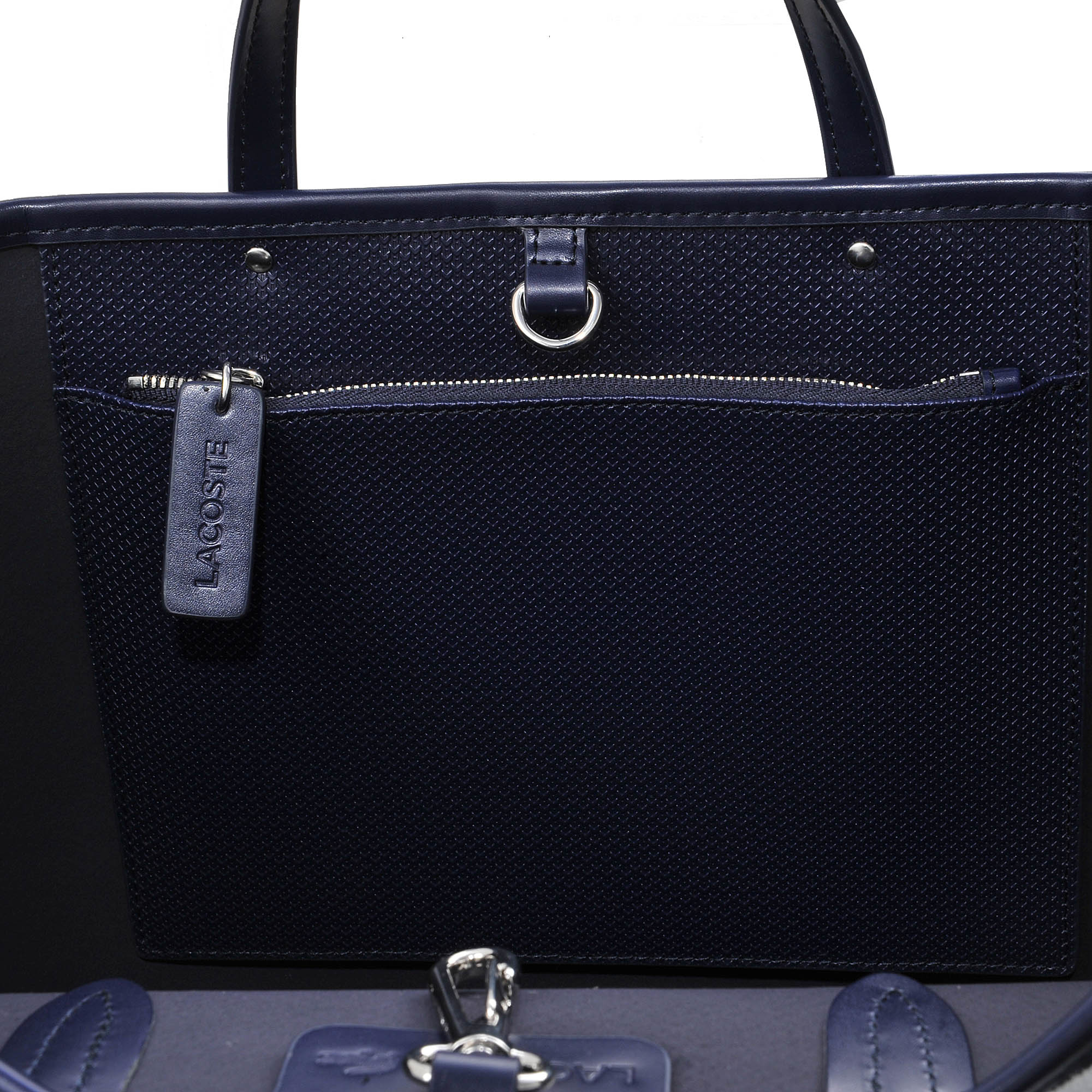 08f831b15d9 Lacoste Chantaco L36 Show Tote in Blue - Lyst
