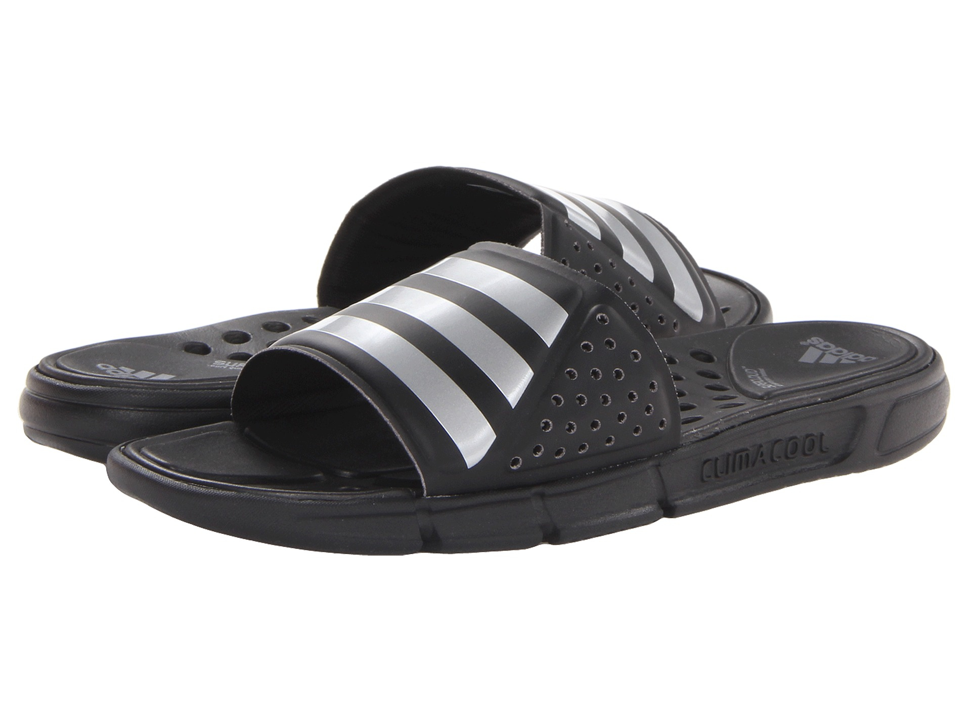 ba1df473c65 Lyst - adidas Climacool® Revo 3 Slide in Black for Men