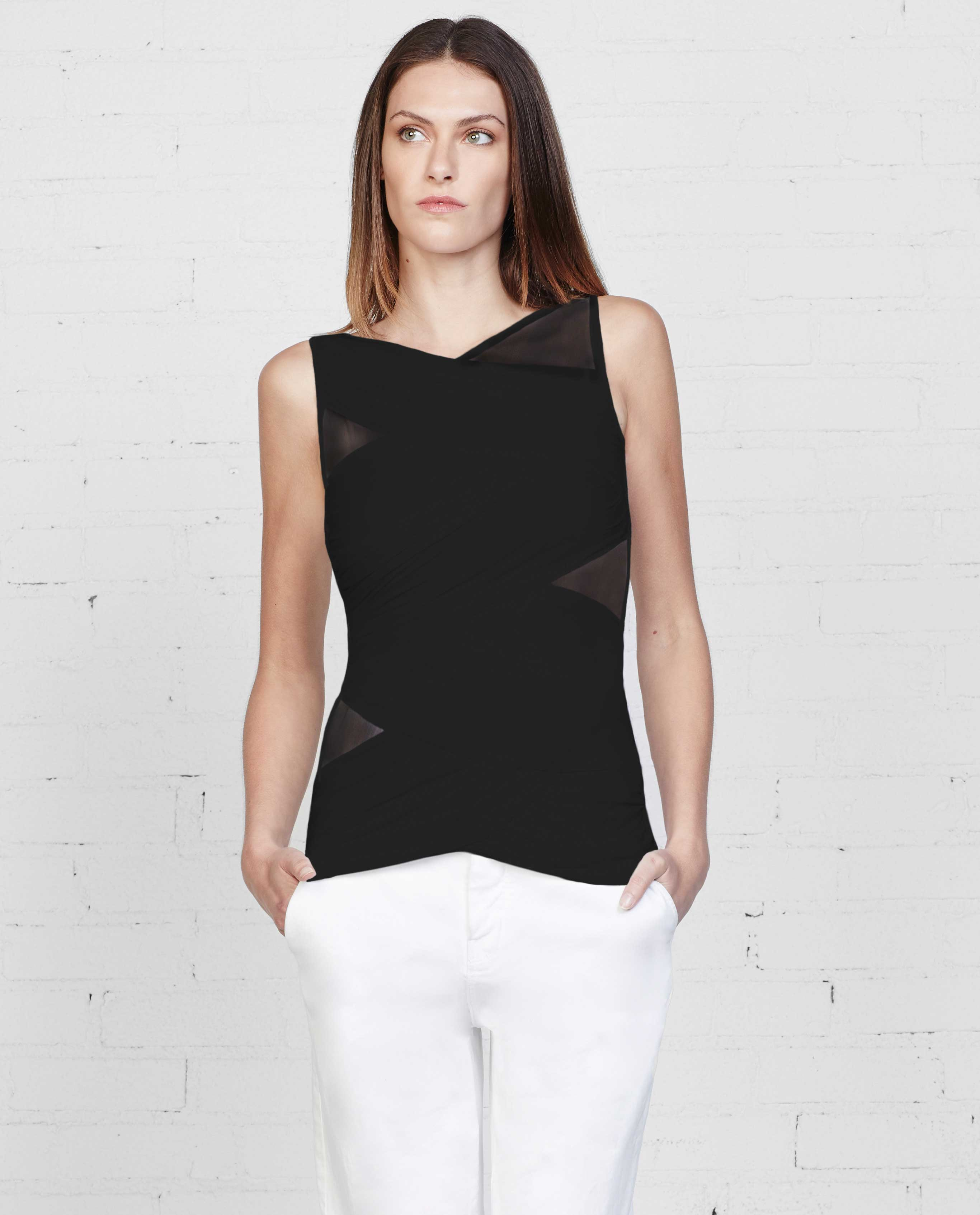 81f8df94ad8 https   www.lyst.com clothing banana-republic-laser-trim-ruffle-top ...