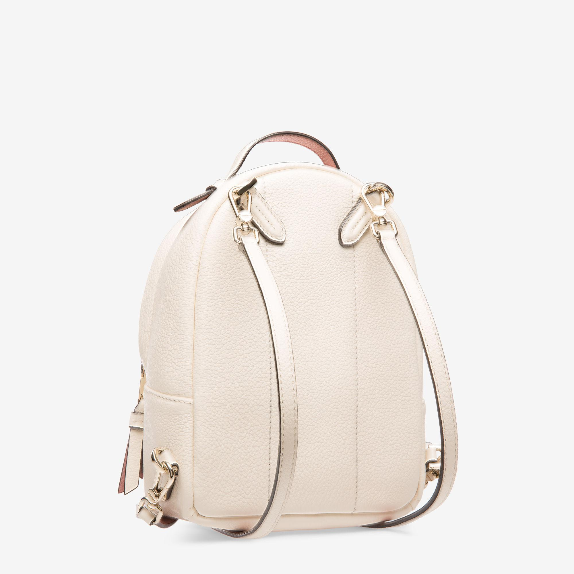 315c463904 Lyst - Bally The Backpack Extra Small in White