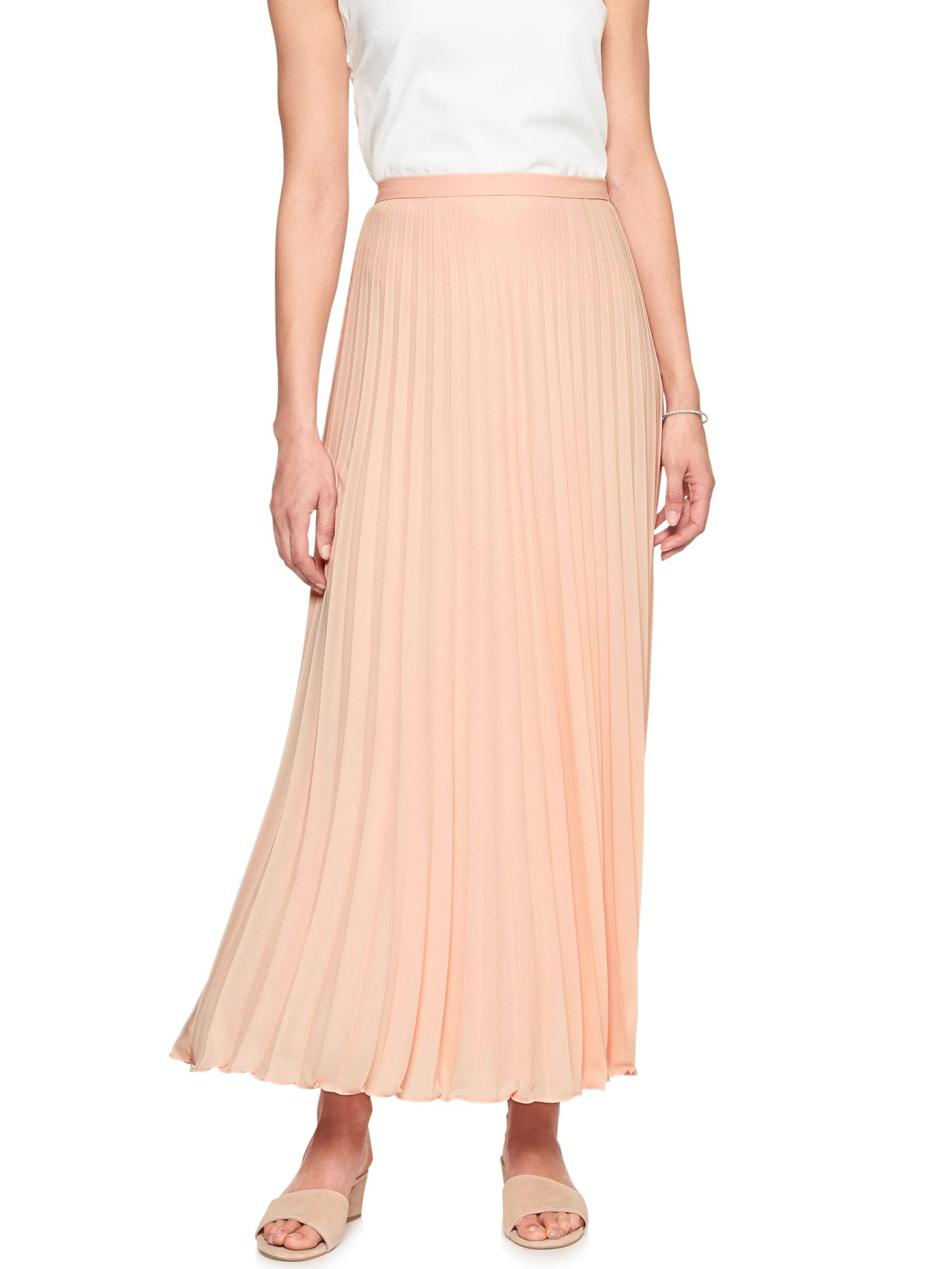 1d20a602f Gallery. Previously sold at: Banana Republic Factory · Women's Pleated  Skirts ...