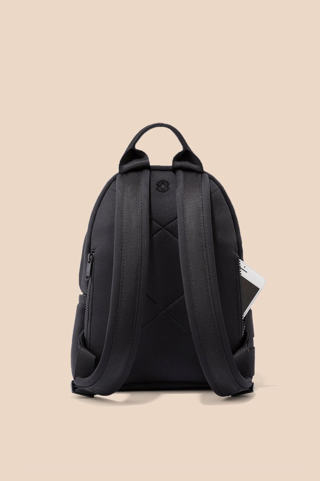 bc9c6182bd Lyst - Dagne Dover Dakota Backpack (small) in Black