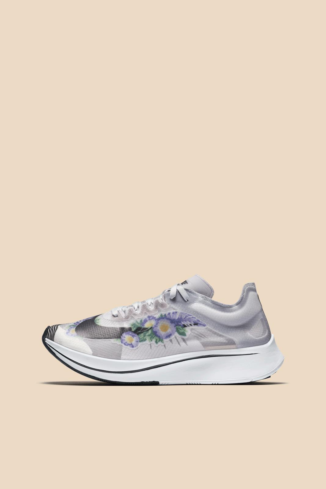 229977629865 Nike - White Zoom Fly Sp Gpx Rs - Lyst. View fullscreen