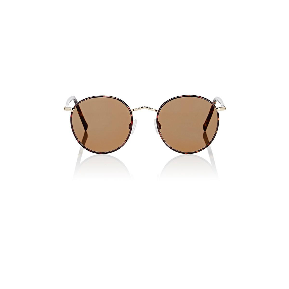 ac21b7ad5fca3 Moscot Zev Sunglasses in Brown for Men - Lyst
