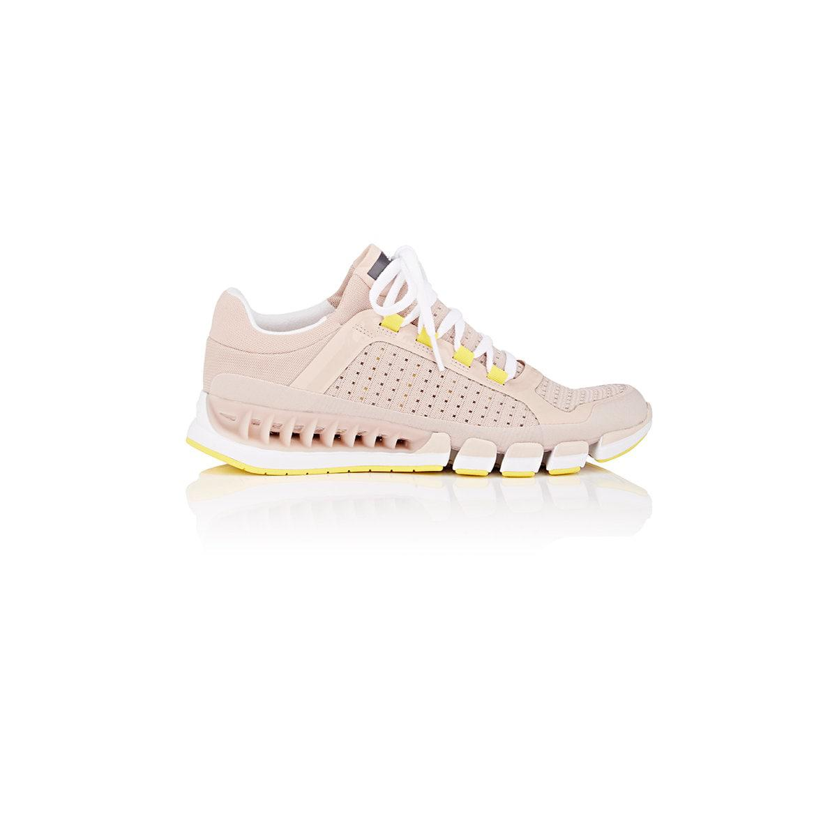 new product 63b90 19b76 Adidas By Stella McCartney Pink Climacool Revolution Sneakers