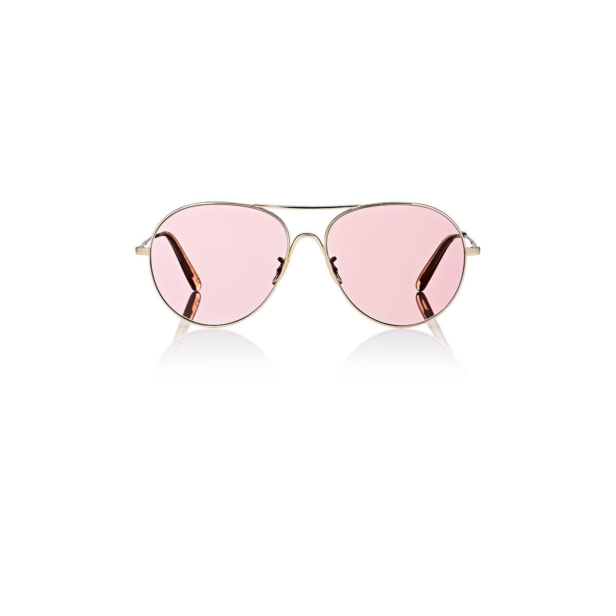 Rockmore aviator sunglasses - Pink & Purple Oliver Peoples gocp9y2T