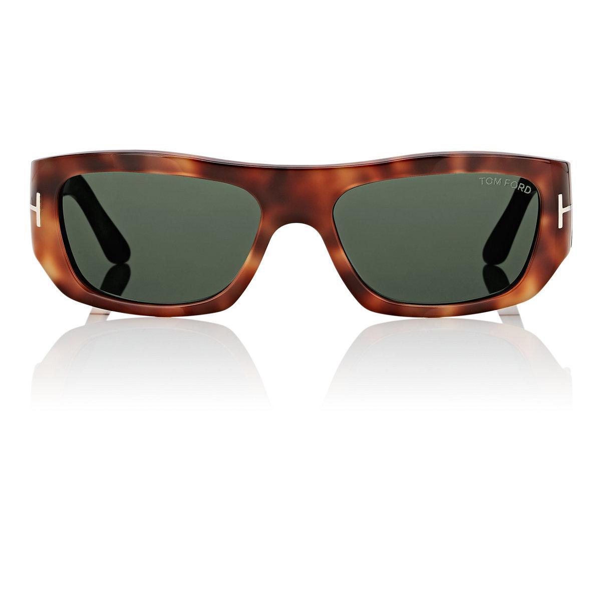 d9f027e85e952 Tom Ford Rodrigo Sunglasses in Brown for Men - Lyst