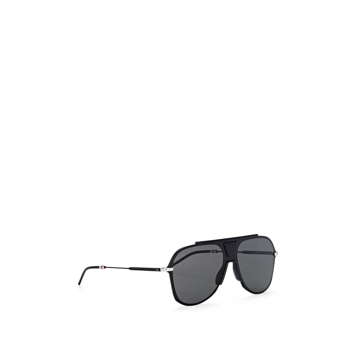 fca3d715939fc Dior Homme - Black dior0224s Sunglasses for Men - Lyst. View fullscreen