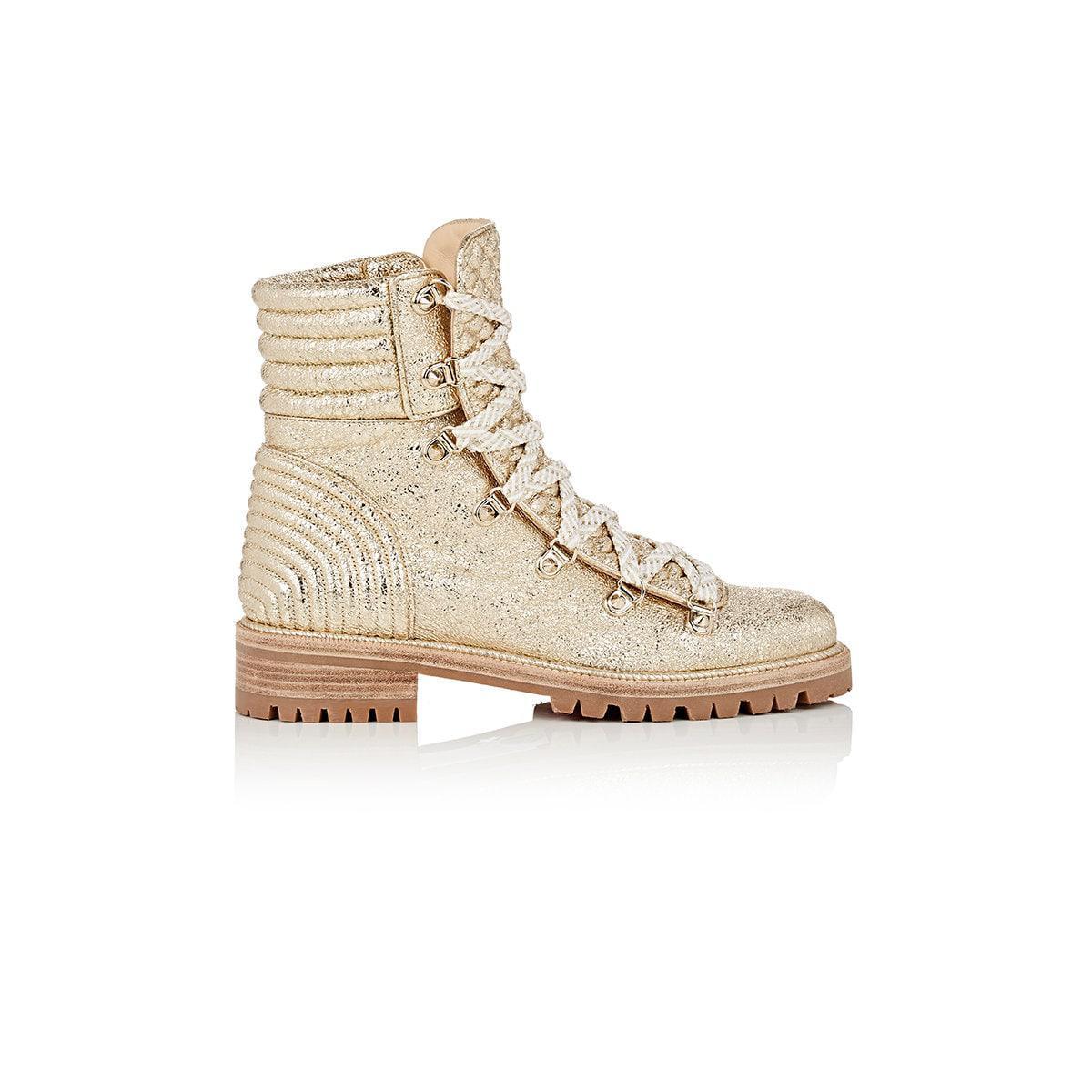 best service fbde3 d76b9 Women's Natural Mad Specchio Leather Boots