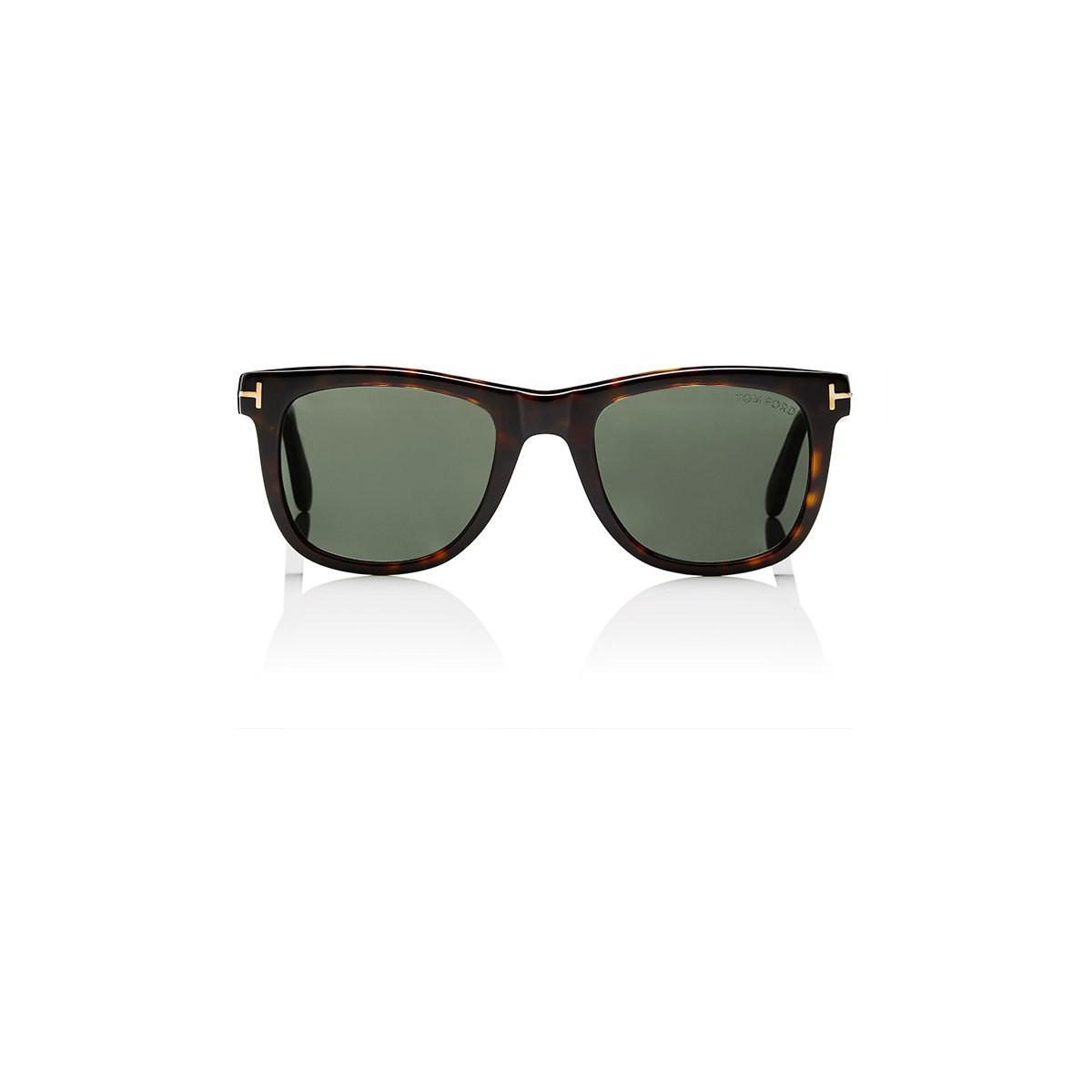 6c554e2a7339 Tom Ford. Men s Gray Leo Sunglasses.  395 From Barneys New York ...