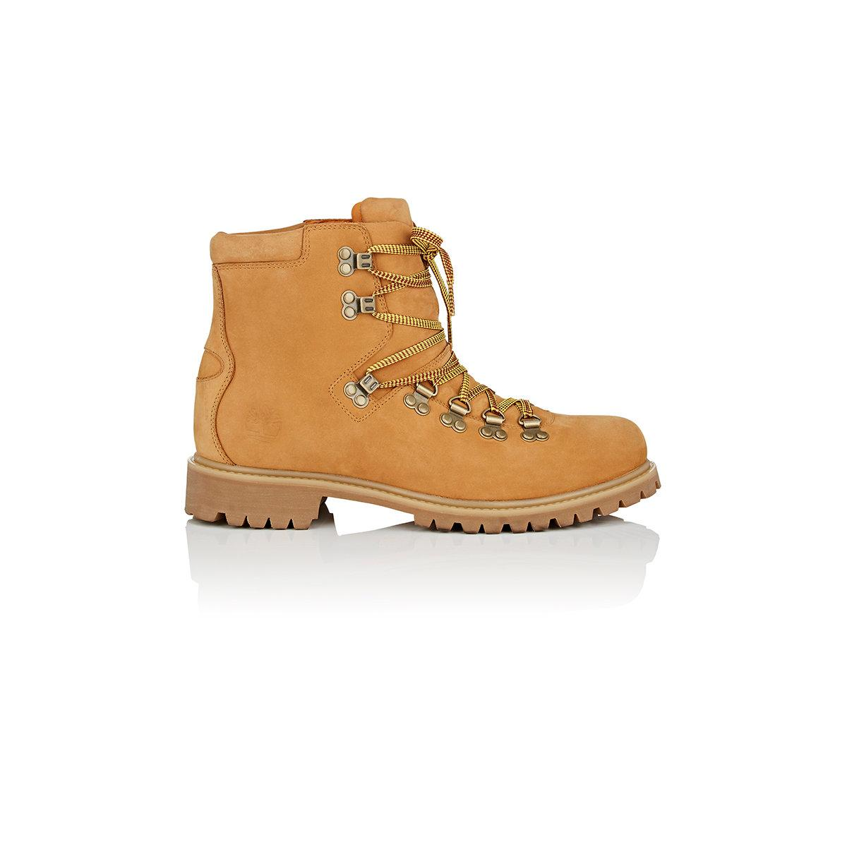 Mens BNY Sole Series: Authentic Hike Nubuck Boots Timberland fhAummh0P