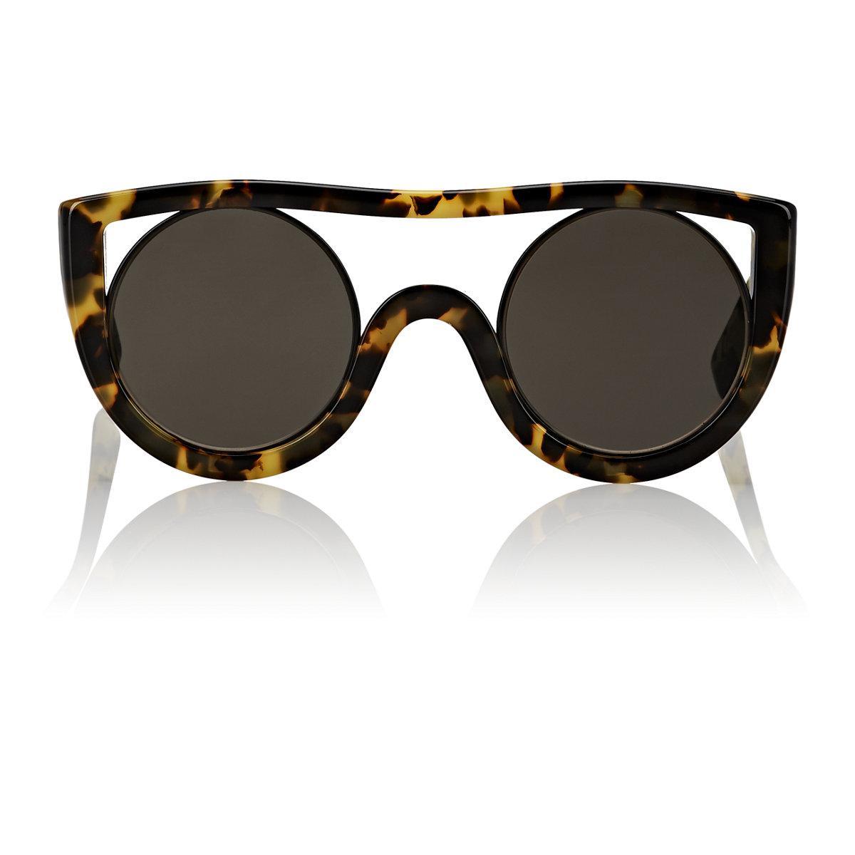 7401e7ac7d Lyst - Alain Mikli Ayer Sunglasses in Brown