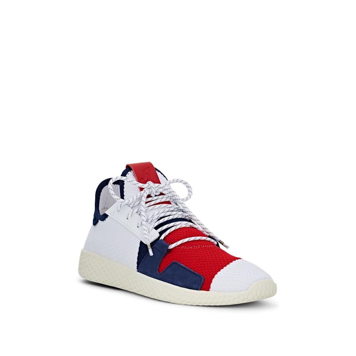a6e7bc6eab00b Adidas - White Bbc Tennis Hu V2 Nmd Sneakers for Men - Lyst. View fullscreen