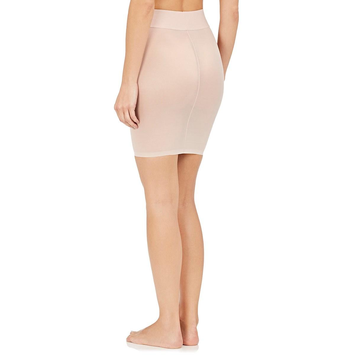 15f3996e44 Lyst - Wolford Shape & Control Skirt in Pink