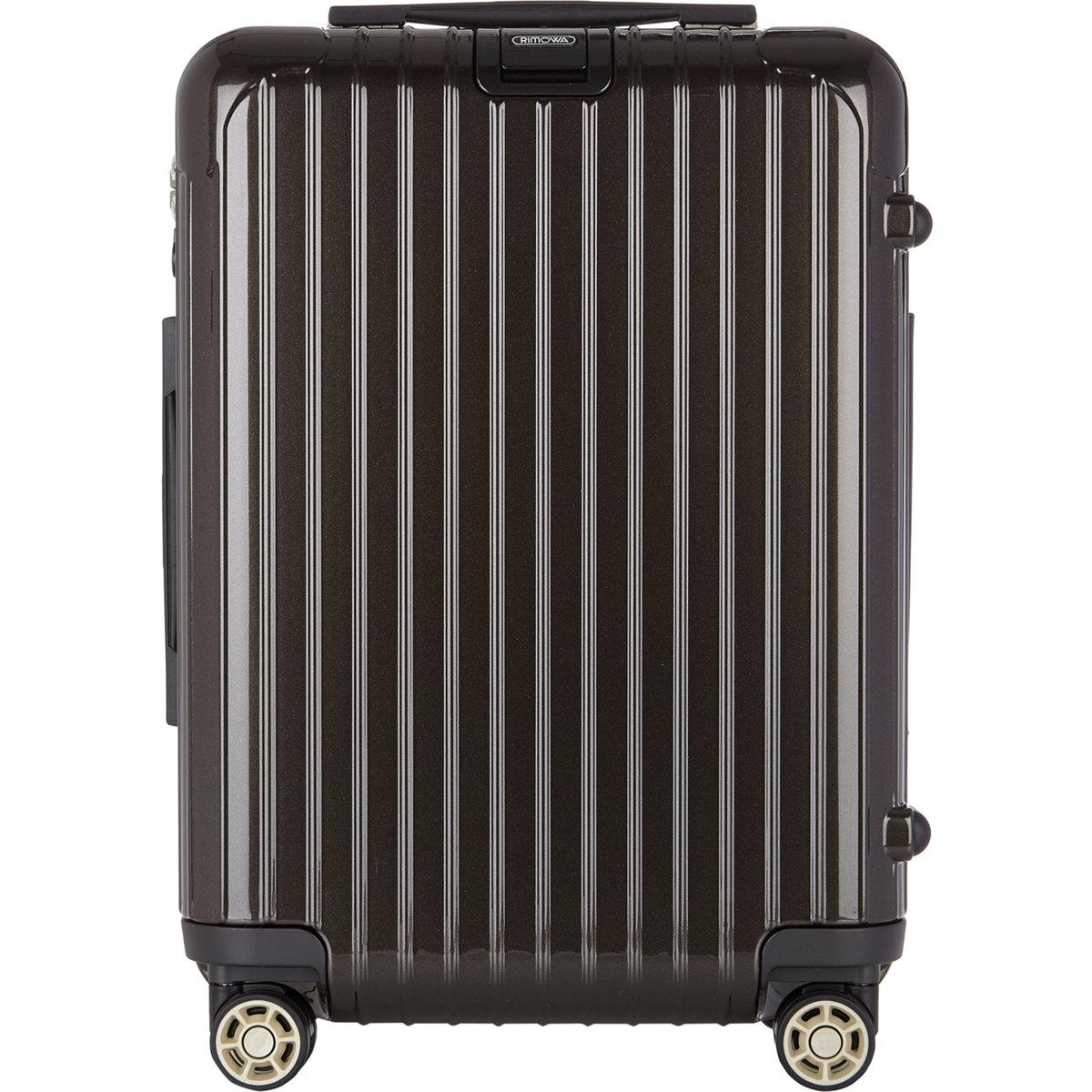 Rimowa salsa deluxe 22 cabin multiwheel iata suitcase in for Salsa deluxe cabin multiwheel