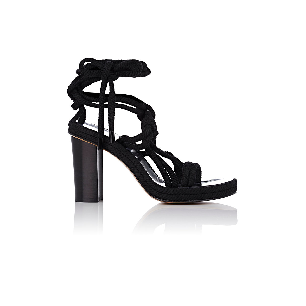 737bf311f485 Lyst - Isabel Marant Miana Ankle in Black