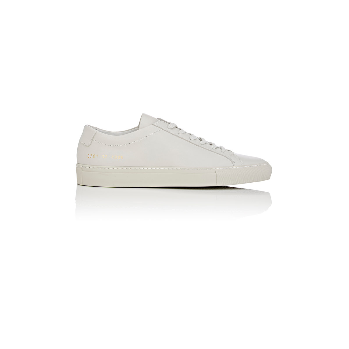 common projects original achilles low in white lyst. Black Bedroom Furniture Sets. Home Design Ideas