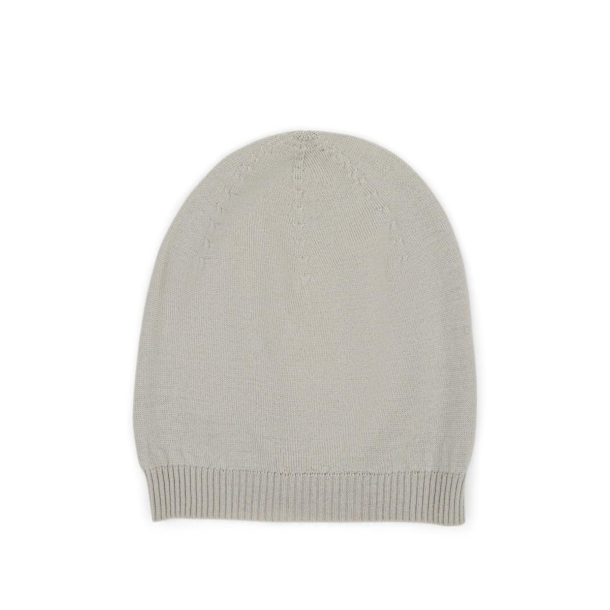 Lyst - Rick Owens Wool Beanie in Gray for Men 4048d10f51cf