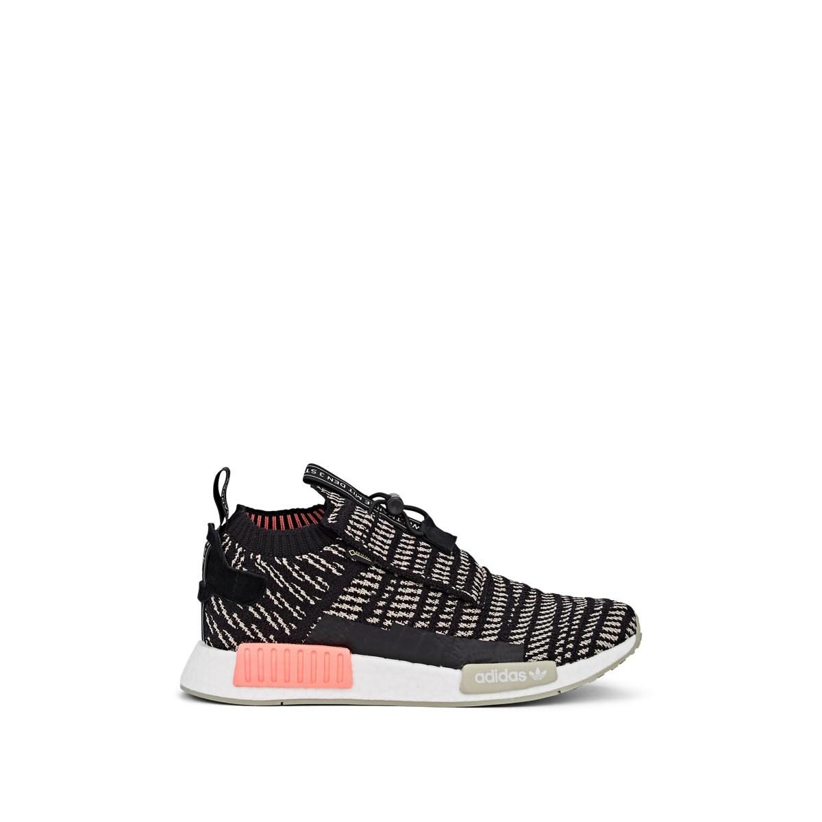 8d4761f4296e3a Adidas - Black Nmd Ts1 Pk Gtx Primeknit Sneakers for Men - Lyst. View  fullscreen