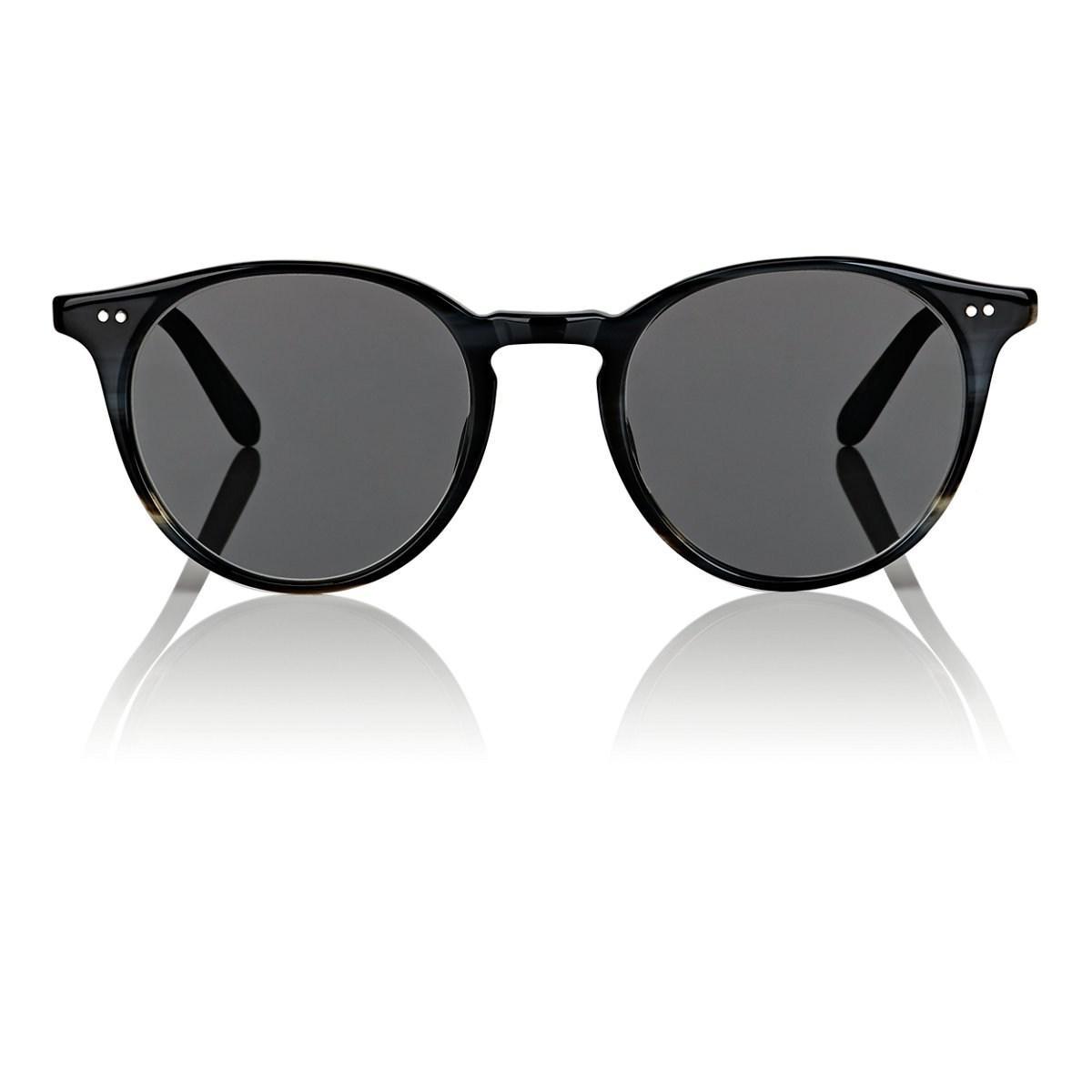 b65c9556784 Garrett Leight Clune Sunglasses in Black for Men - Lyst
