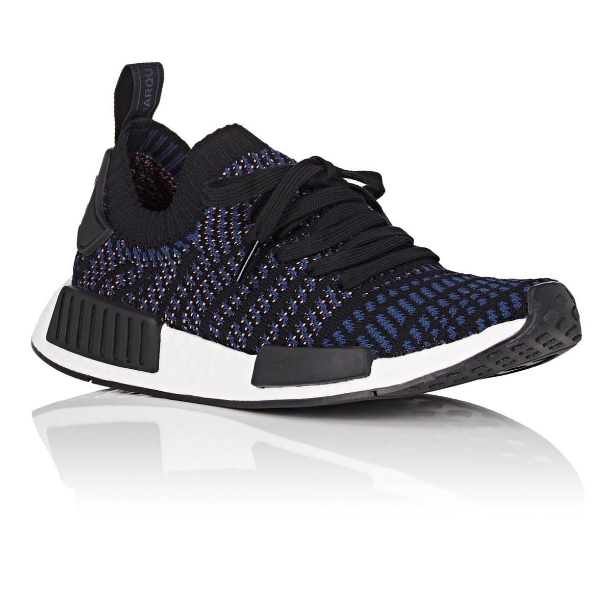 quality design 8cde5 08123 Adidas - Black Nmd R1 Stlt Primeknit Sneakers - Lyst. View fullscreen