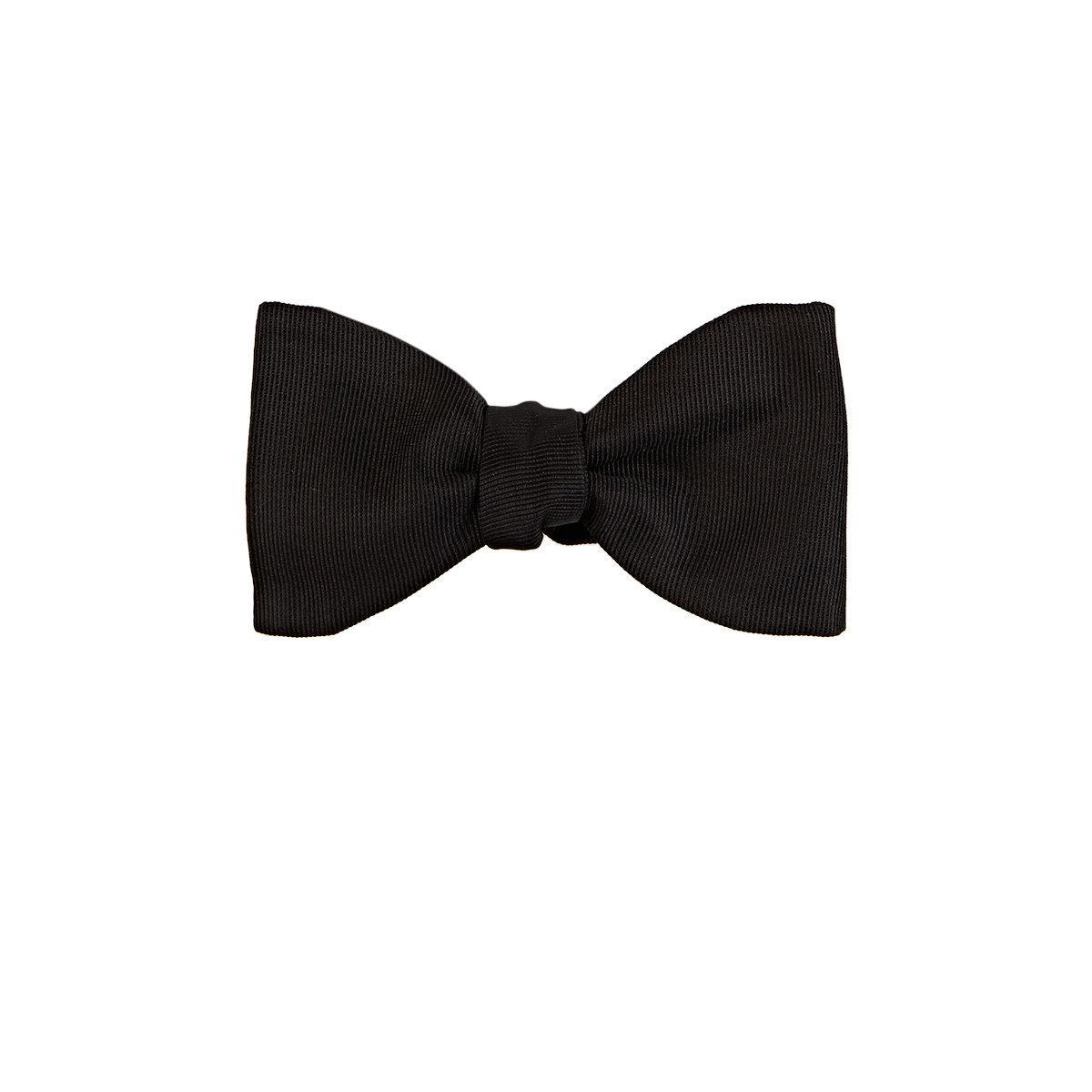 Mens Silk Faille Bow Tie Barneys New York N5BRWR5SOd