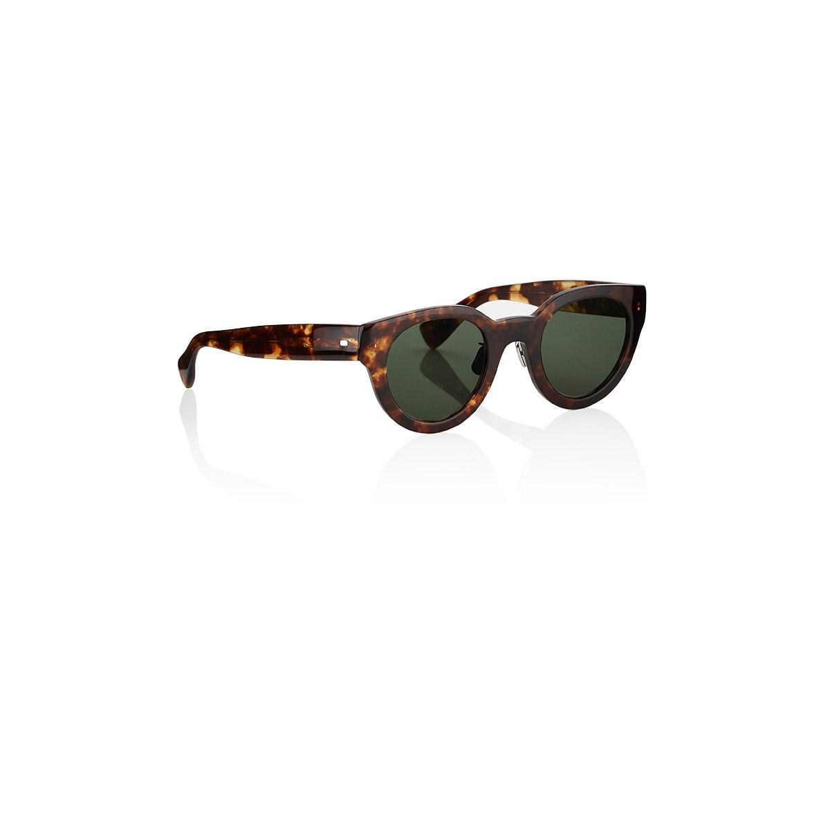 8efd1a2988 Eyevan 7285 - Green Model 754 Sunglasses for Men - Lyst. View fullscreen