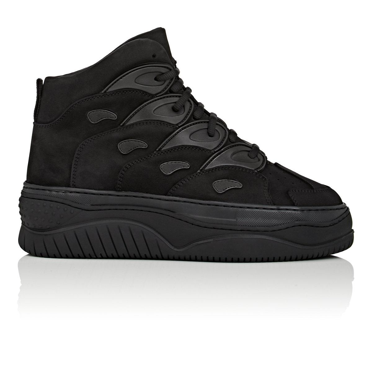 Mens Type Protonda Leather Sneakers Rip Off's PdIqsl