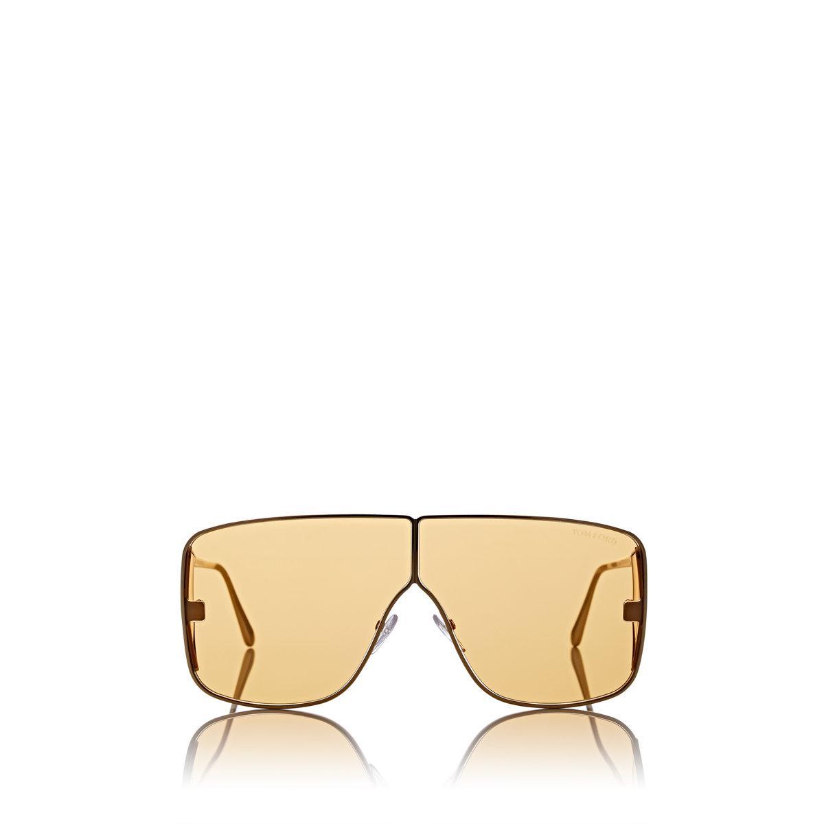 5f034f7bef39 Tom Ford. Men s Metallic Spector Sunglasses. £404 From Barneys New York ...
