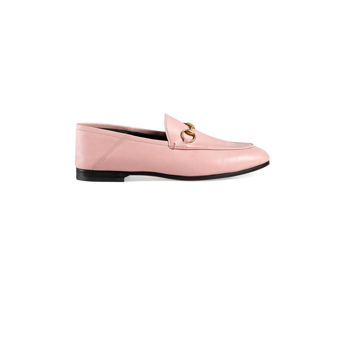 Pink Brixton Crushback Loafers Gucci 1pUxZ1Kq2T