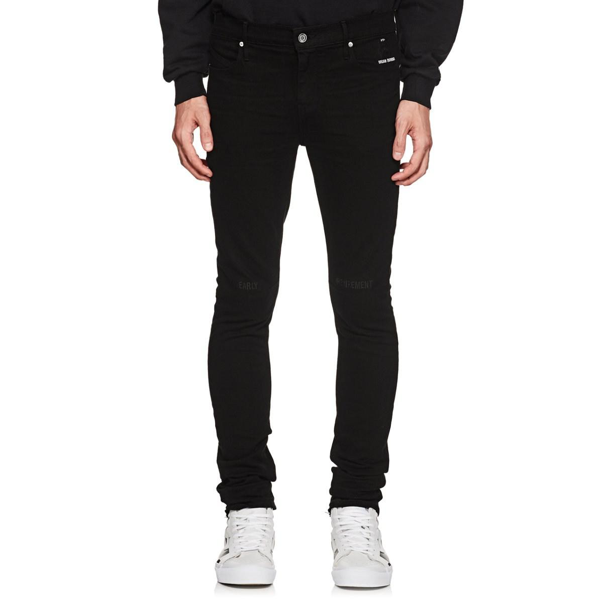 Mens Early Retirement Skinny Jeans Rta QdsCq