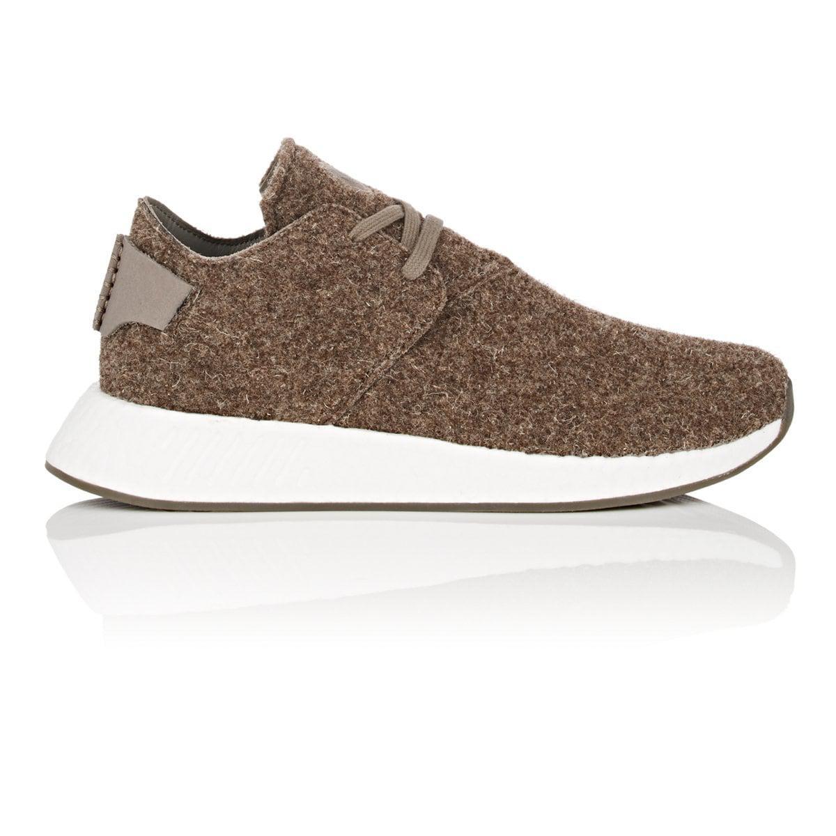 def692c01 Lyst - adidas Nmd C2 Felt Chukka Sneakers in Brown for Men