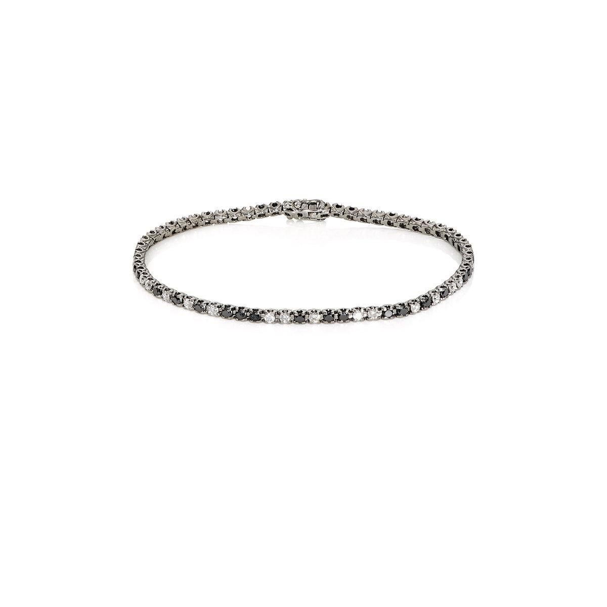 Ombre Staple Bracelet Eva Fehren BJPEImh