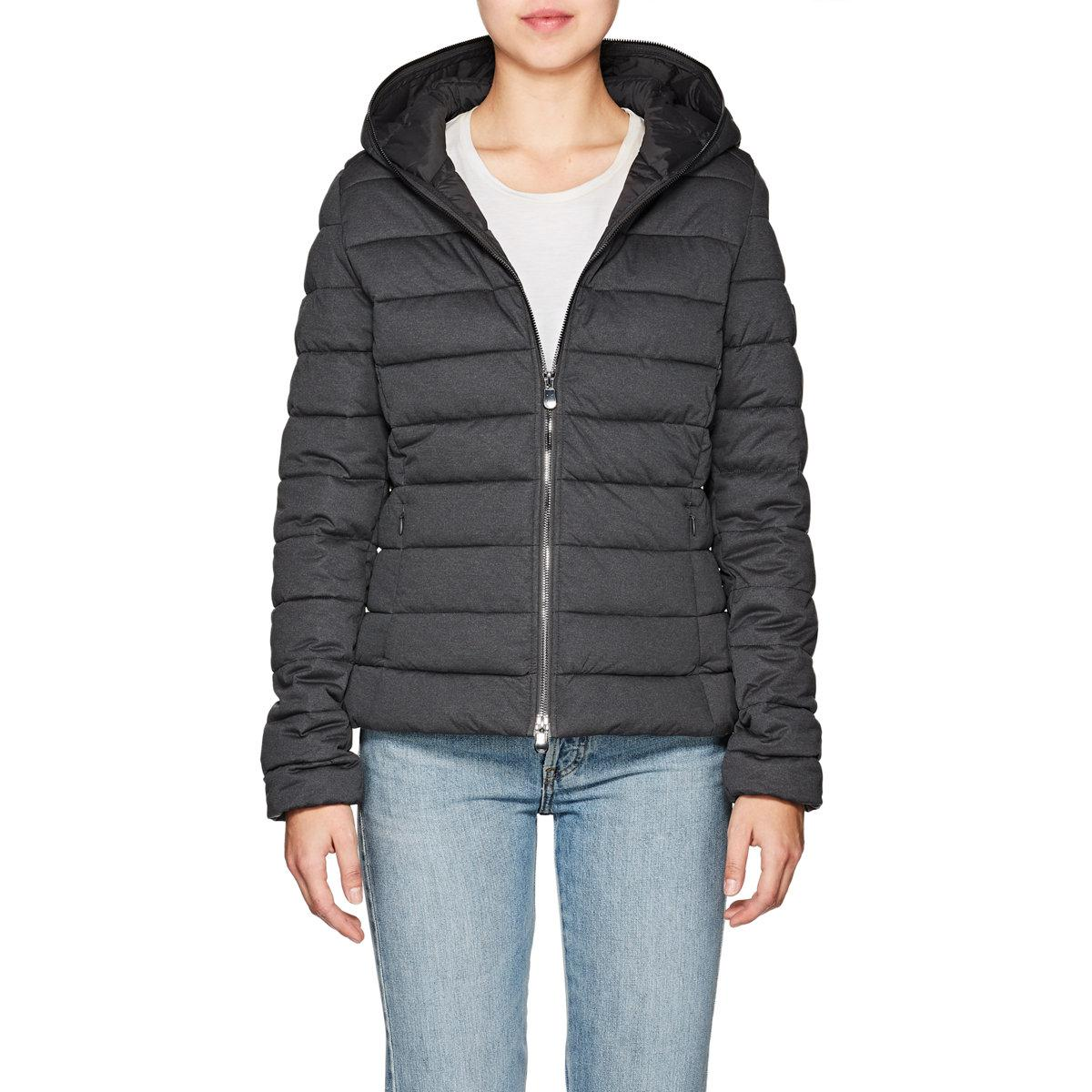 Lyst Save The Duck Channel Quilted Tech In Gray