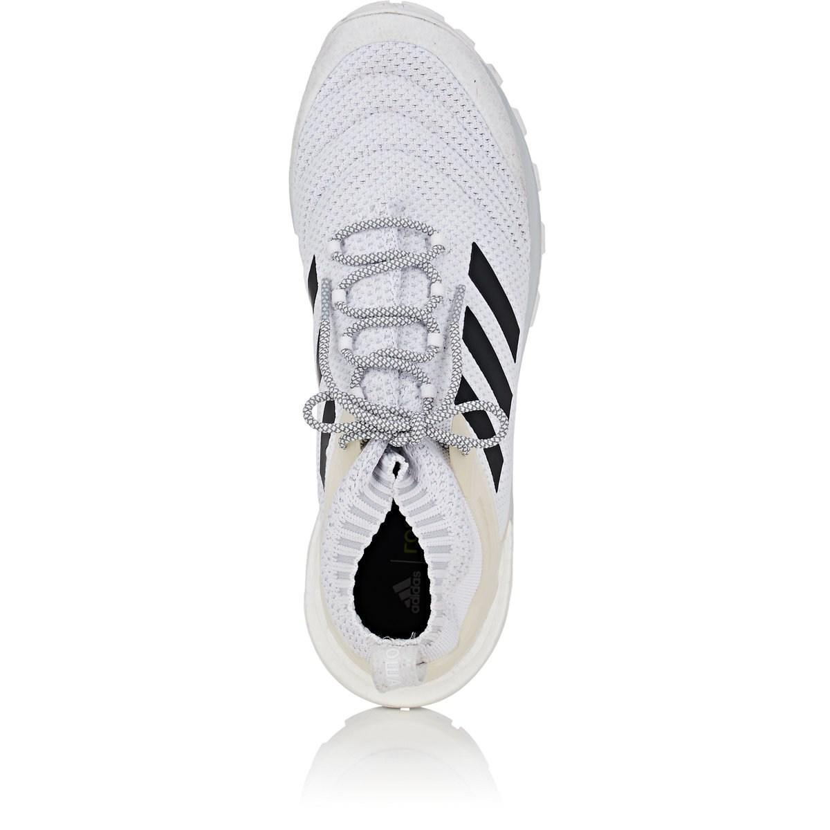 best sneakers c8363 14b2a Lyst - Gosha Rubchinskiy Copa Primeknit Sneakers in White fo