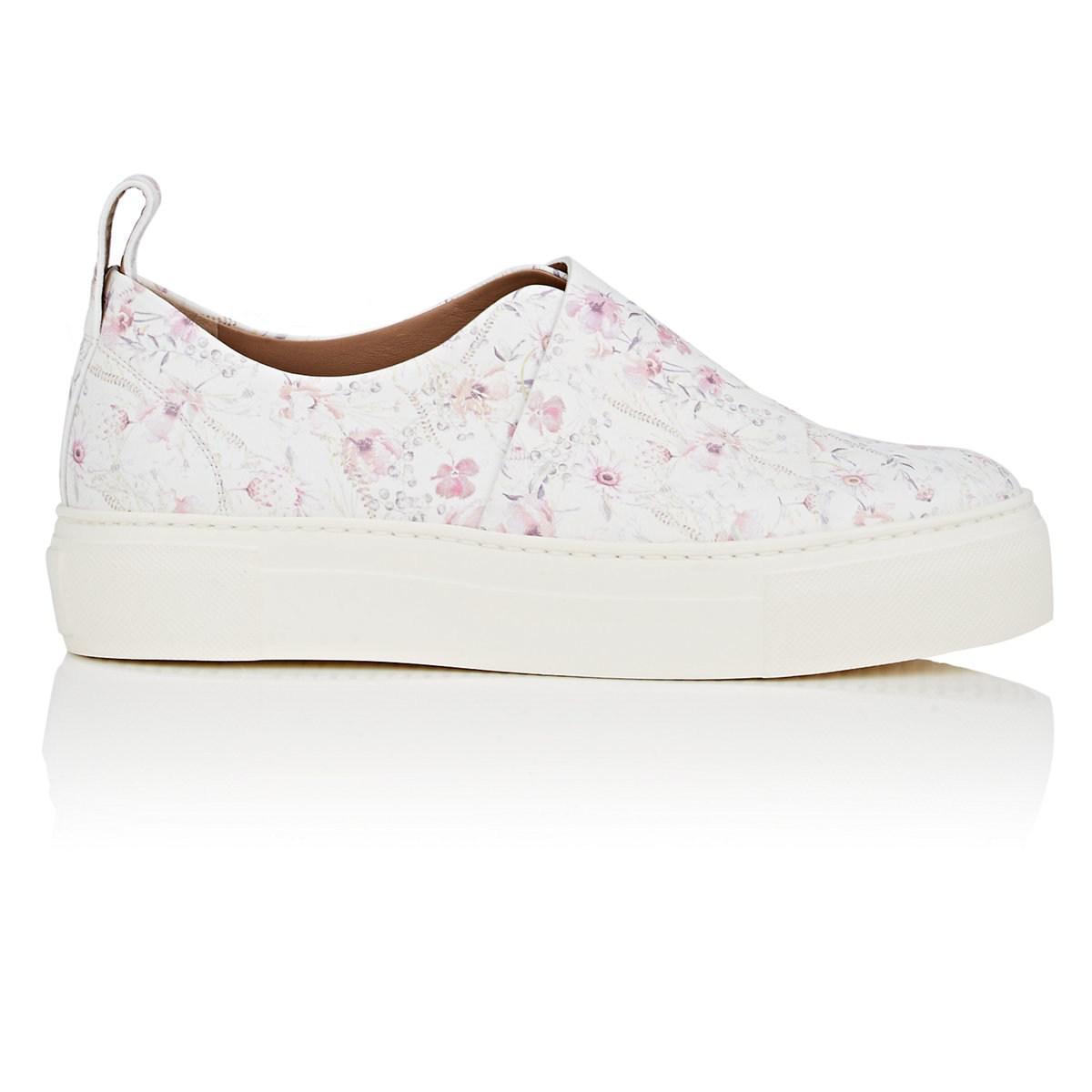 Womens Ariel Leather Platform Sneakers Calvin Klein z4cpzpf