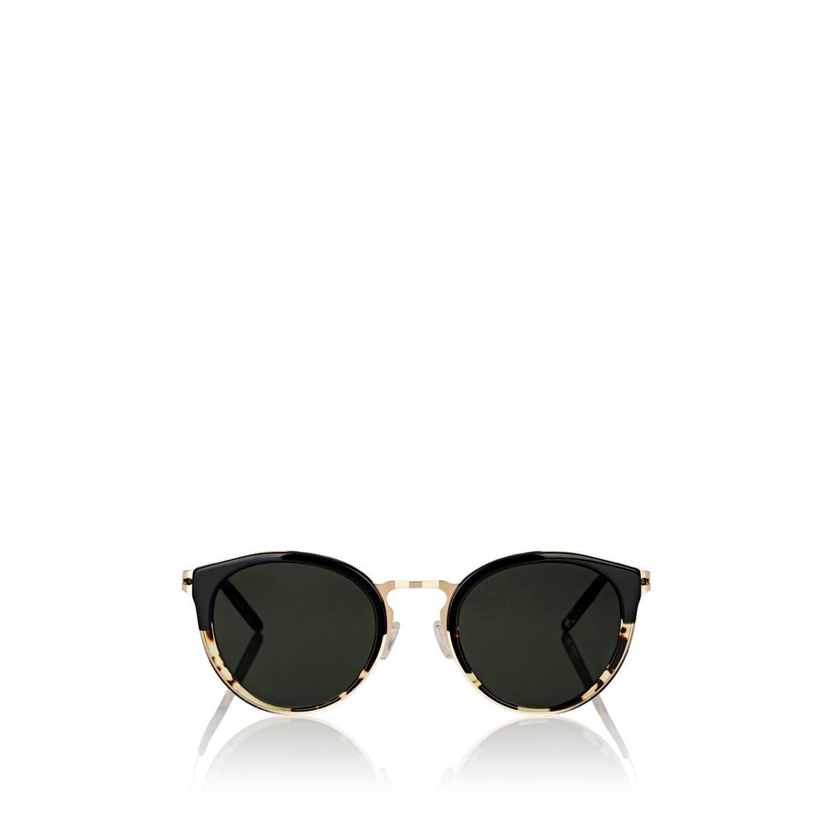 0ec134bdca2 Lyst - Barton Perreira A050 Sunglasses in Black